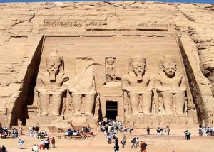 Day Tour to Abu Simbel from Aswan by Flight
