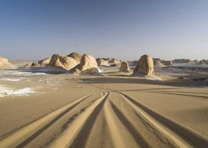 5 Days 4 Nights | Cairo to Luxor Via Western Desert