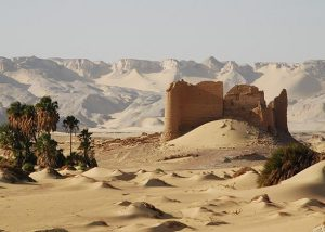 Kharga Oasis From Luxor Overnight Tour
