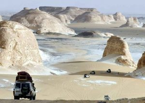 5 Days 4 Nights | Luxor to Cairo Via Western Desert