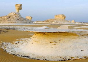3 Days 2 Nights | Tour to Bahariya Oasis and White Desert